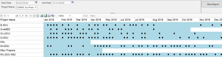 MilestonesTimeLineView_Report