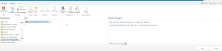 SQLReportViewerWebPart